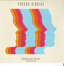 PANAMA WEDDING...PARALLEL PLAY  ...CD .COLLECTOR NEUF RARE