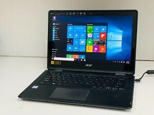 Acer Spin 5 SP513-51, i7-7500U, 16GB RAM, 128GB SSD, Full HD Touchscreen