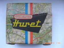 Huret Speedometer a Delue Accesory BOX ONLY Nice Graphics Sturdy Map of France