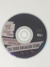 The Eddie Guerrero Story ( 2 Disc's ) - DVD Disc Only - Replacement Disc