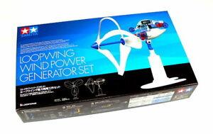 Tamiya Dynamic Model Educational Loopwing Wind Power Generator Set 75021