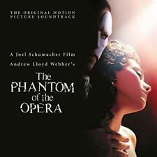 The Phantom Of The Opera - Soundtrack - Andrew Lloyd Webber Cast Of (NEW CD)