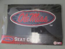 NCAA Ole Miss Rebels Car Seat Cover