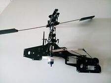 Helicoptero Hirobo GPH 346 Chasis superior + Rotor pricipal completo