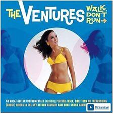 THE VENTURES - WALK,DON'T RUN 2 CD NEUF
