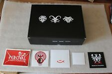The Witcher 3 Wild Hunt Official Soundtrack PROMO BOX Percival + Stickers