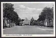 74360 AK Arneburg Elbe Breite Straße Stendal 1942