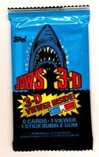 Jaws 3D (Movie) Trading Card Pack
