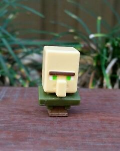 Minecraft : Mini Series Mini Villager Action Figure (New Without Tag or Box)