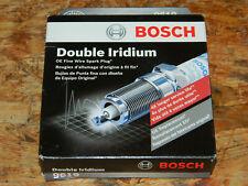 (4) NEW BOSCH 9619 DOUBLE IRIDIUM SPARK PLUGS FOR ACCORD MDX RDX RL TL TSX ZDX