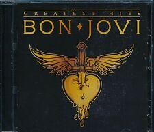 Bon Jovi Greatest Hits CD NEW Sambora Bad Medicine In These Arms It's My Life