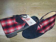 Clarks NUOVE origonals Stivali Desert boots lana / pelle camoscio misura UK 4C
