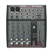 Phonic AM220 2 Mic/line 2 Stereo Compact Mixer