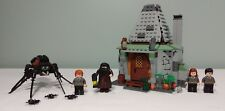 Lego Harry Potter Hagrid's Hut 4738 Hermione Ron Norbert Figures 100 %