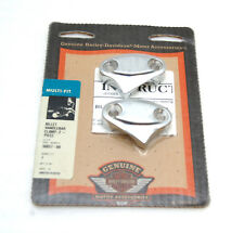 New Harley Davidson Billet Handlebar Clamp 2 Piece Multi Fit NOS OBS 56057-00