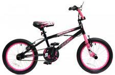 "Zombie Outbreak Girls Kids Freestyle BMX Bike 16"" Wheels Gyro 360 Stunt Pegs"