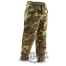 USGI Goretex Pants New Woodland Trousers Size L-R Gen II  Cold / Wet Weather