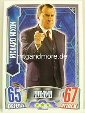 #163 Richard Nixon - Alien Attax Doctor Who