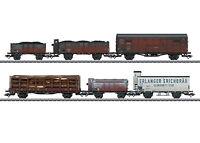 Märklin H0 MHI gealtert - 46088 - 6er Güterwagen-Set DRG,Neuware OVP
