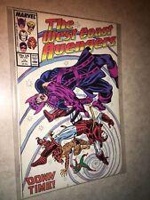 West Coast Avengers 19 the Marvel Comics