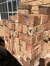 Genuine old Sandstock Bricks - Hand Cleaned
