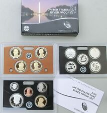 EE. UU. us Mint Silver Proof set 2015