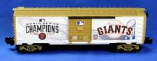 Lionel 6-81942 O-27 2014 MLB World Series Champion BoxCar limited only 300 made