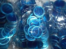 300 BLUE MAGNETIC BINGO CHIPS