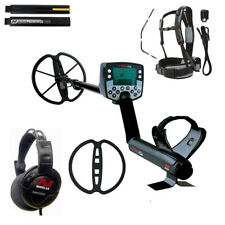 "Minelab E-Trac Metal Detector with 11"" Search Coil, Pro-Swing & 3 Year Warranty"