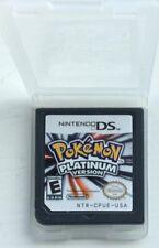 Pokemon: Platinum Version (Nintendo DS, 2009)