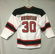 NHL New Jersey Devils Martin Brodeur CCM Youth Jersey Size L/XL