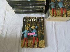 DDR Schulbuch 7. Klasse Unser Lehrbuch Biologie 1982 Hilfsschule Volk und Wissen