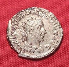 Ancient Roman Silver Antoninan - Phillippus