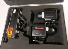 PHOTOGENIC MODEL # PL502LHC / 1250 WIRELESS GENERATOR / HARDSHELL CASE 502