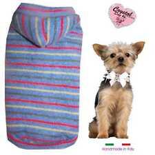 Chihuahua PROGETTAZIONE hundemode Cappotto per cani maglione cane di stripi Wole