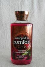 Authentic USA Bath&Body Works WRAPPED IN COMFORT  Shower gel 8oz NEW LATEST