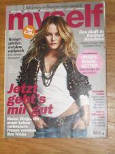 MySelf 11 2012 Germany magazine * Vanessa Paradis on cover * Adele