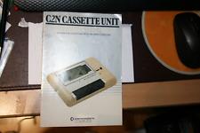 Commodore C2N Cassette unit Original Handbuch