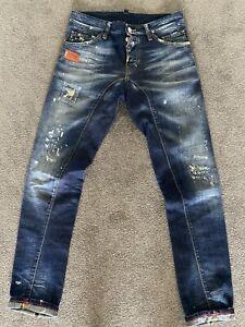 Mens Dsquared Jeans Size 46 IT