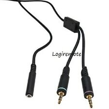 OEM ASTRO PC Chat/talk adapter/splitter Cable for A40 A30 headset Genuine 1.5M
