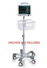Rolling stand for CONTEC CMS7000 CMS-7000 PATIENT monitor (big wheel) NEW IN USA
