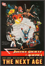 Justice Society of America: The Next Age 2007 DC HC