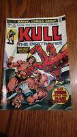 Vintage, Kull The Destroyer, Comic Book, 1974, vol 1, No. 14.