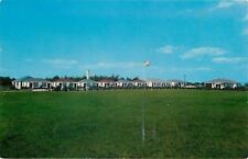 Palmyra-Riverton New Jersey~Garden State Deluxe Tourist Cottages~1950s Cars~PC
