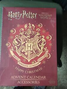 Harry Potter Accessories Advent Calendar 2019  Christmas gifts Carat Shop sealed