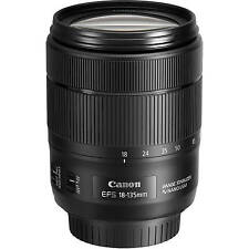 Columbus Day Sale 18-135 mm New Canon Ef-s 18-135mm f/3.5-5.6 Is Usm Lens