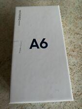 Samsung Galaxy A6 - 32GB - Black (EE)