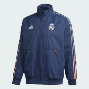 adidas 20/21 Real Madrid Anthem Jacket Mens