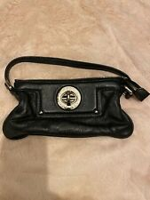 marc by marc jacobs Black Leather Mini Bag/clutch Used