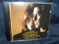 Various – The Thomas Crown Affair - Music From The MGM Motion Picture